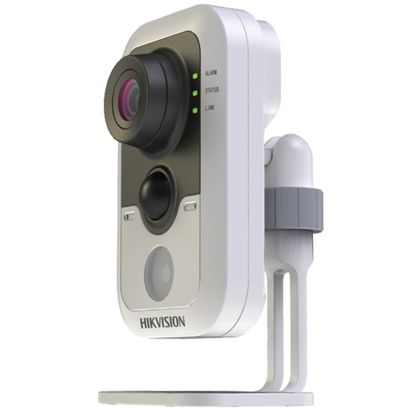 Hikvision DS-2CD2412F-IW компактная IP видеокамера